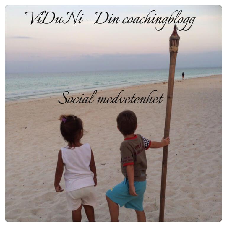 Ju tidigare vi hjälper barnen med deras sociala medvetenhet, desto ljusare ser vår framtid ut.